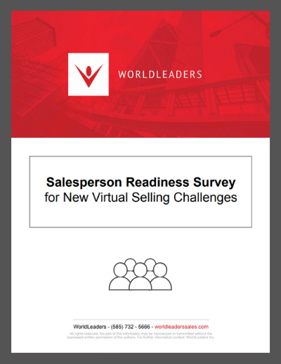 Salesperson Readiness Survey for Virtual Selling